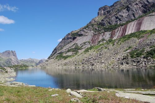 Озеро Горных Духов. Ергаки